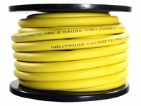 50mm2 power kabel geel