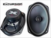 """6x9"""" coaxiaal ovaal  speaker"""