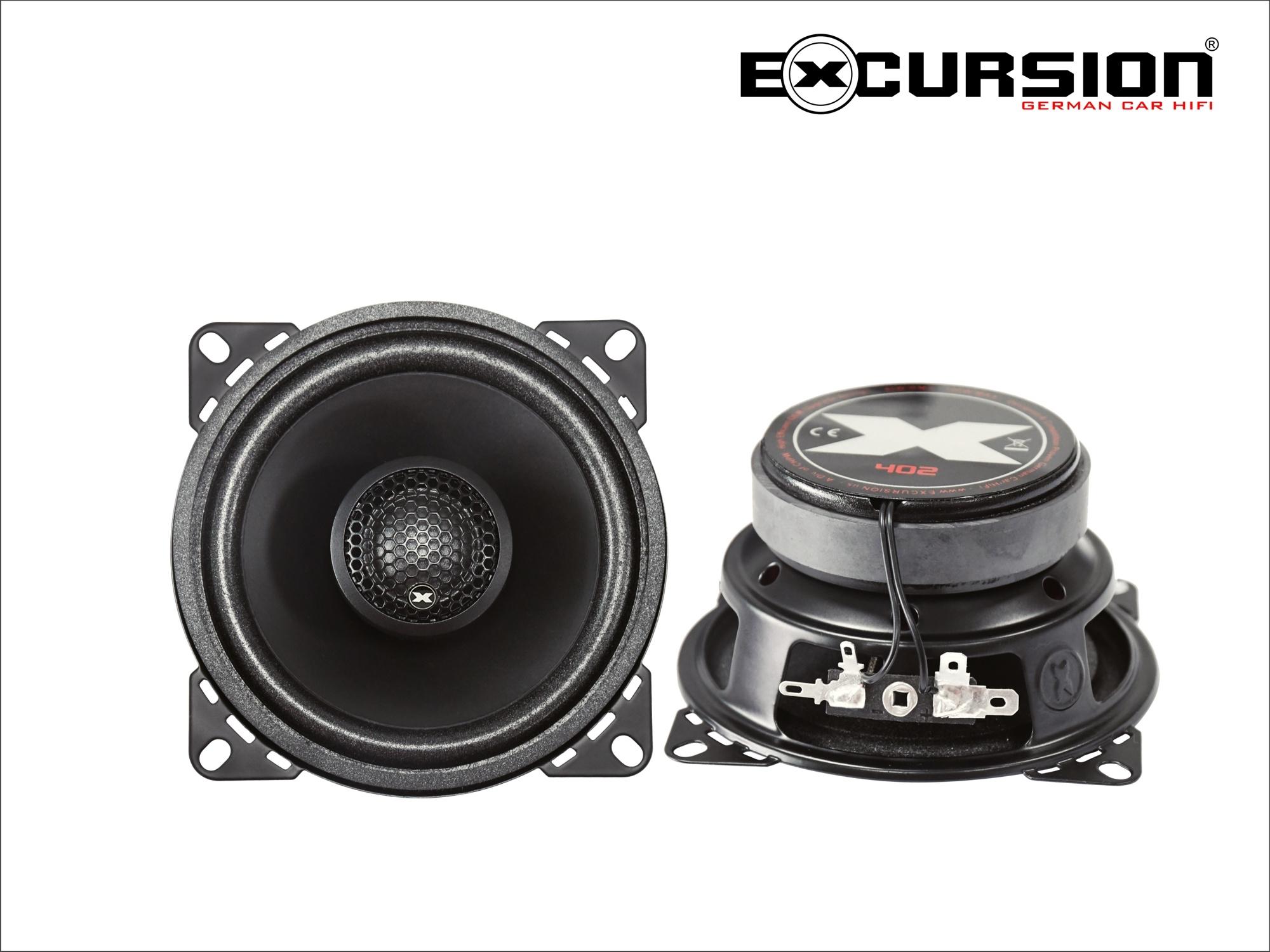 10 cm coaxiaal speaker