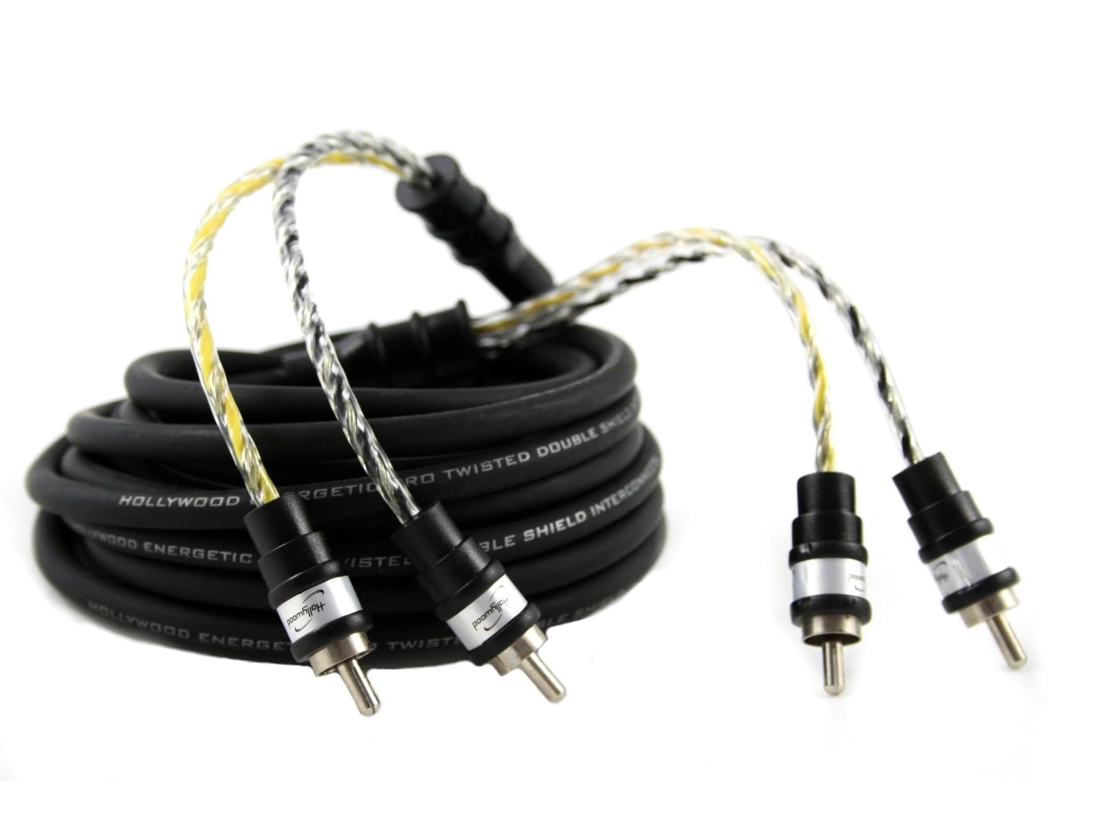 4 kanaals rca kabel 5 meter