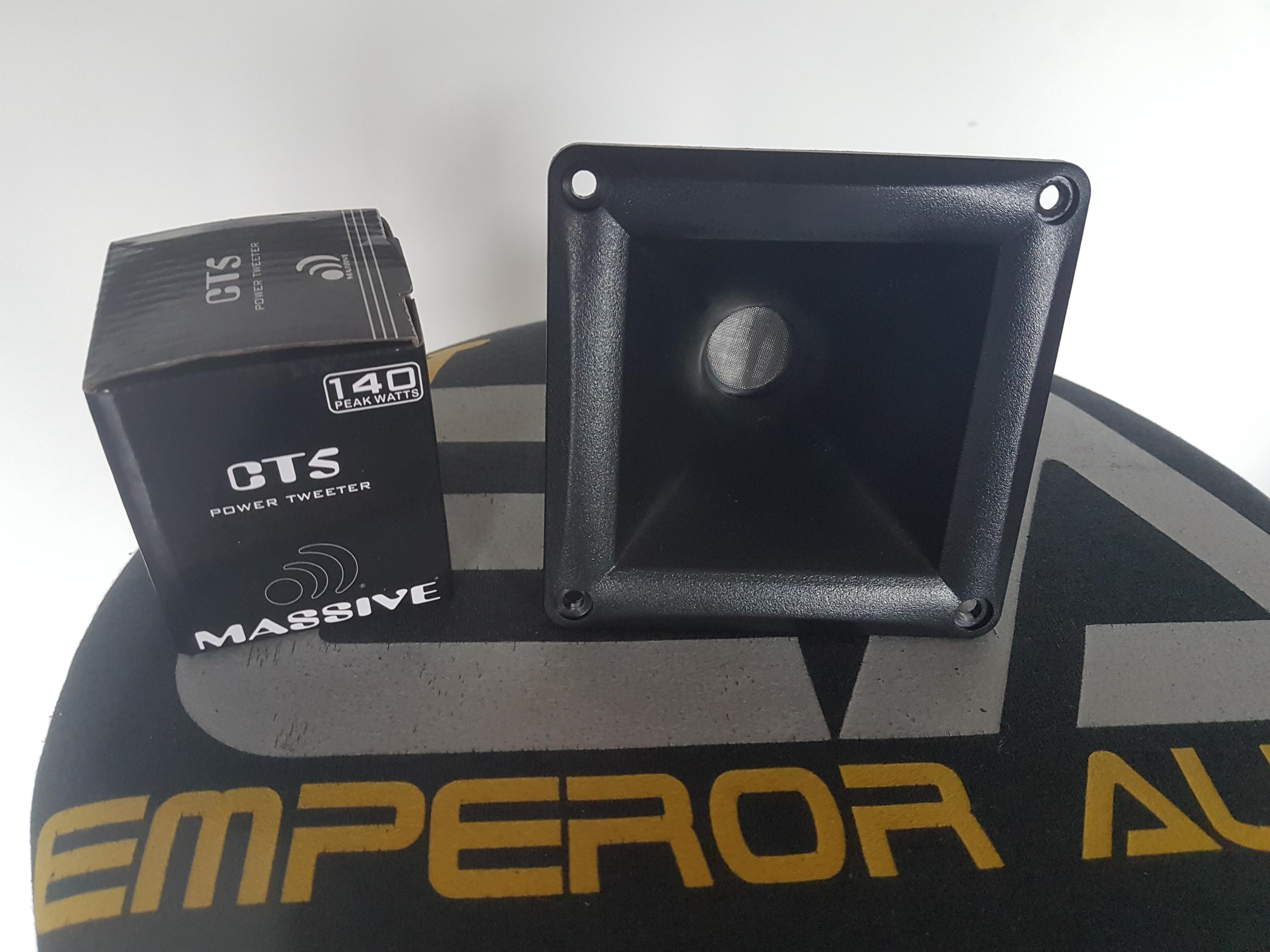 CT5 met hoorn 5x5 inch /prijs per stuk
