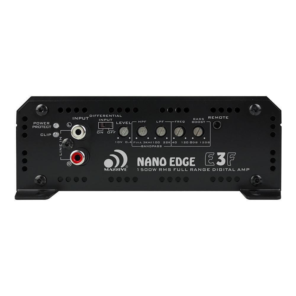 E3 full range mono