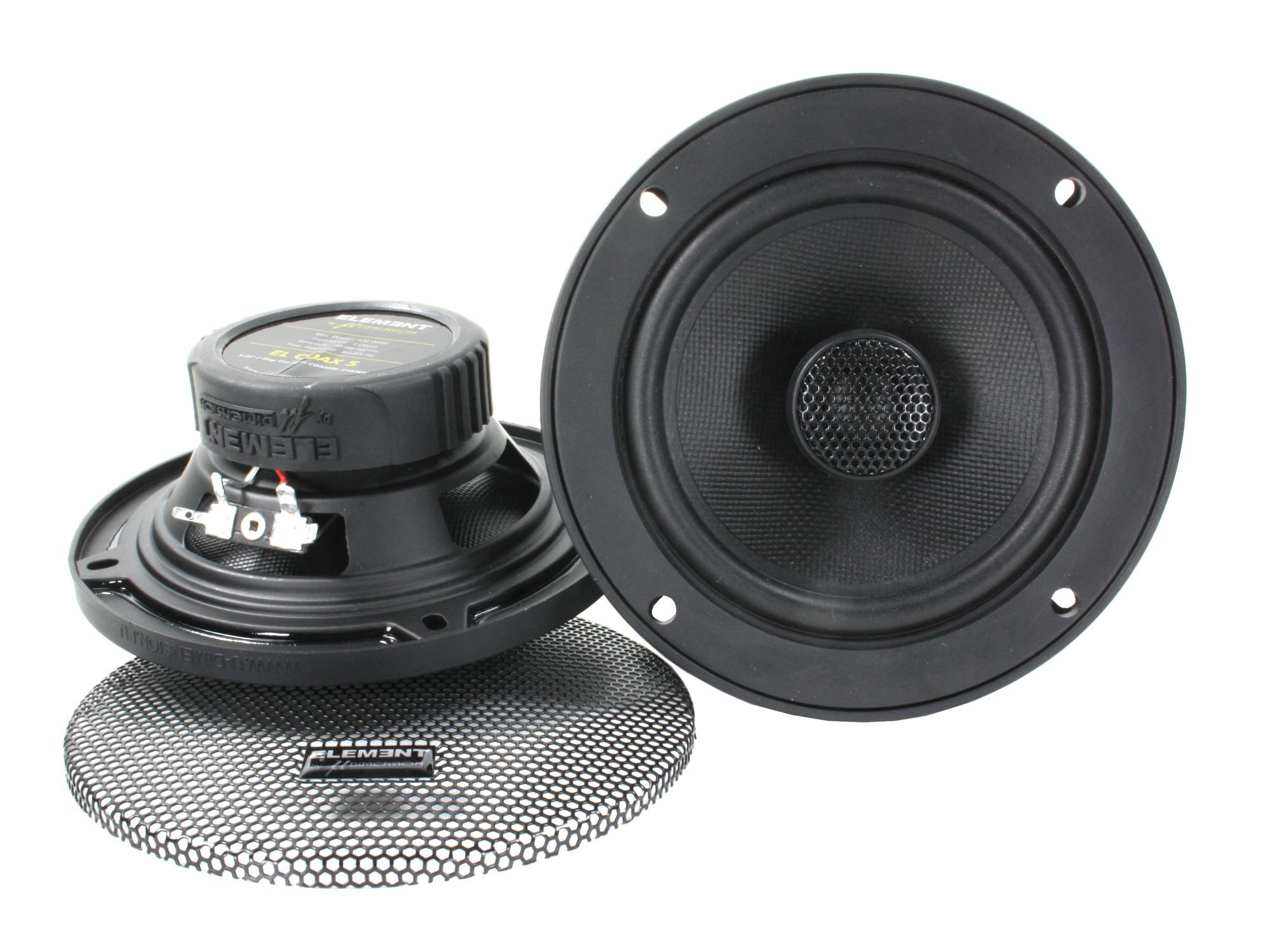 EL Coax 5 / 50 watt rms