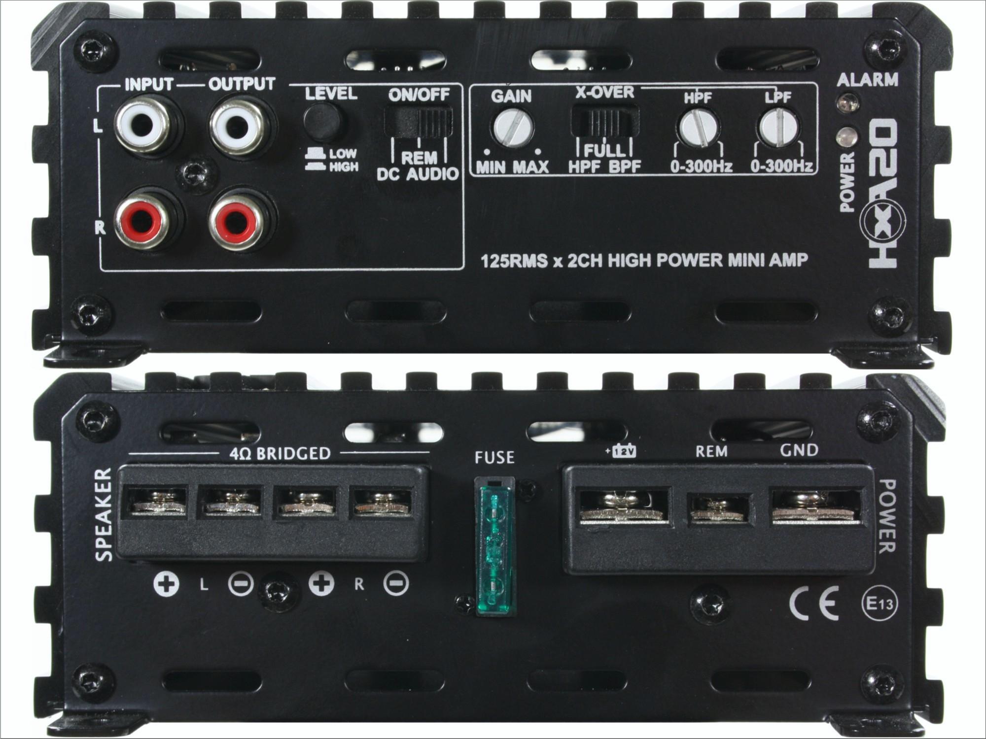 hxa20 250watt gebrugd