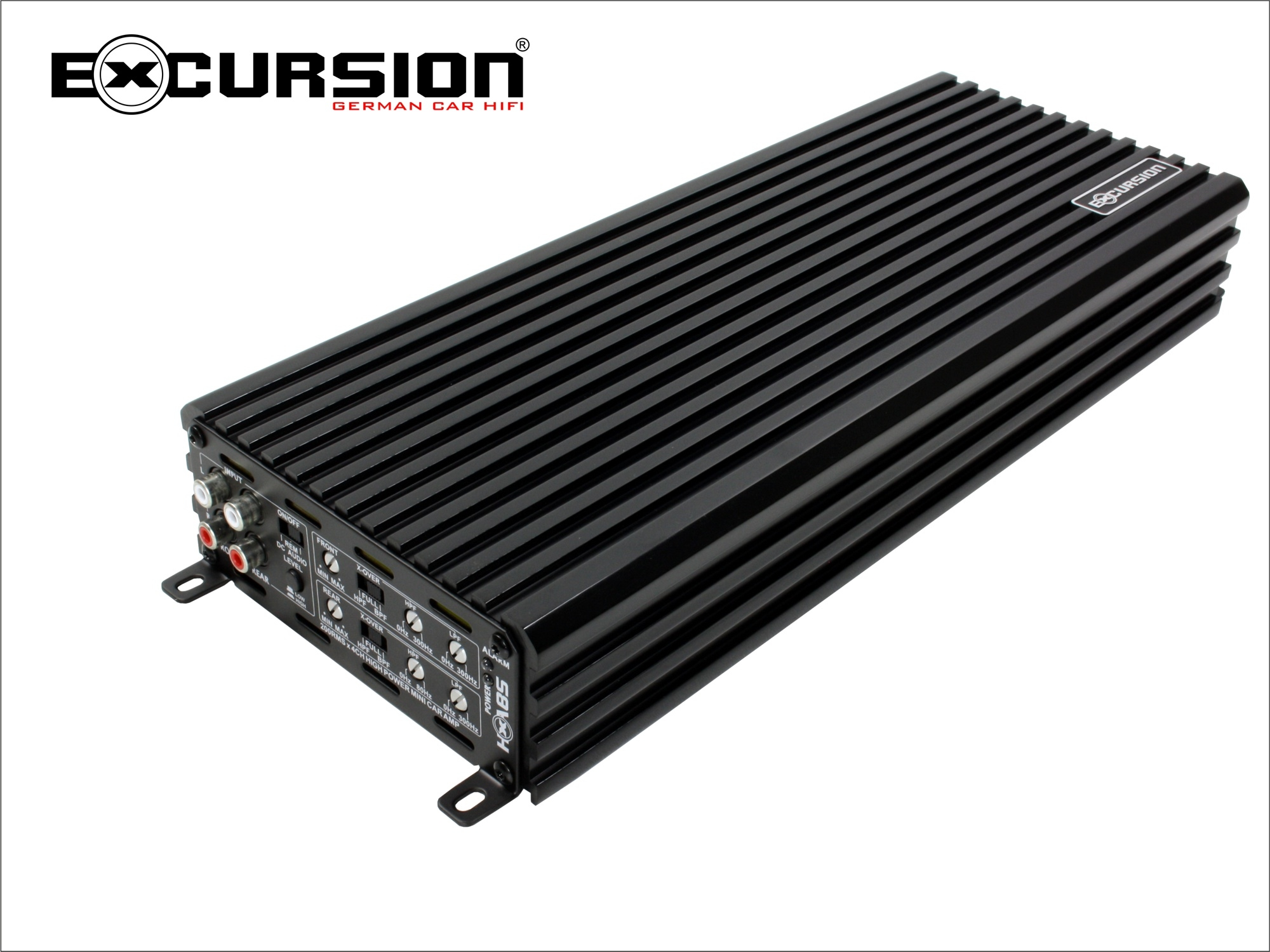 hxa85 2x 400 watt gebrugd