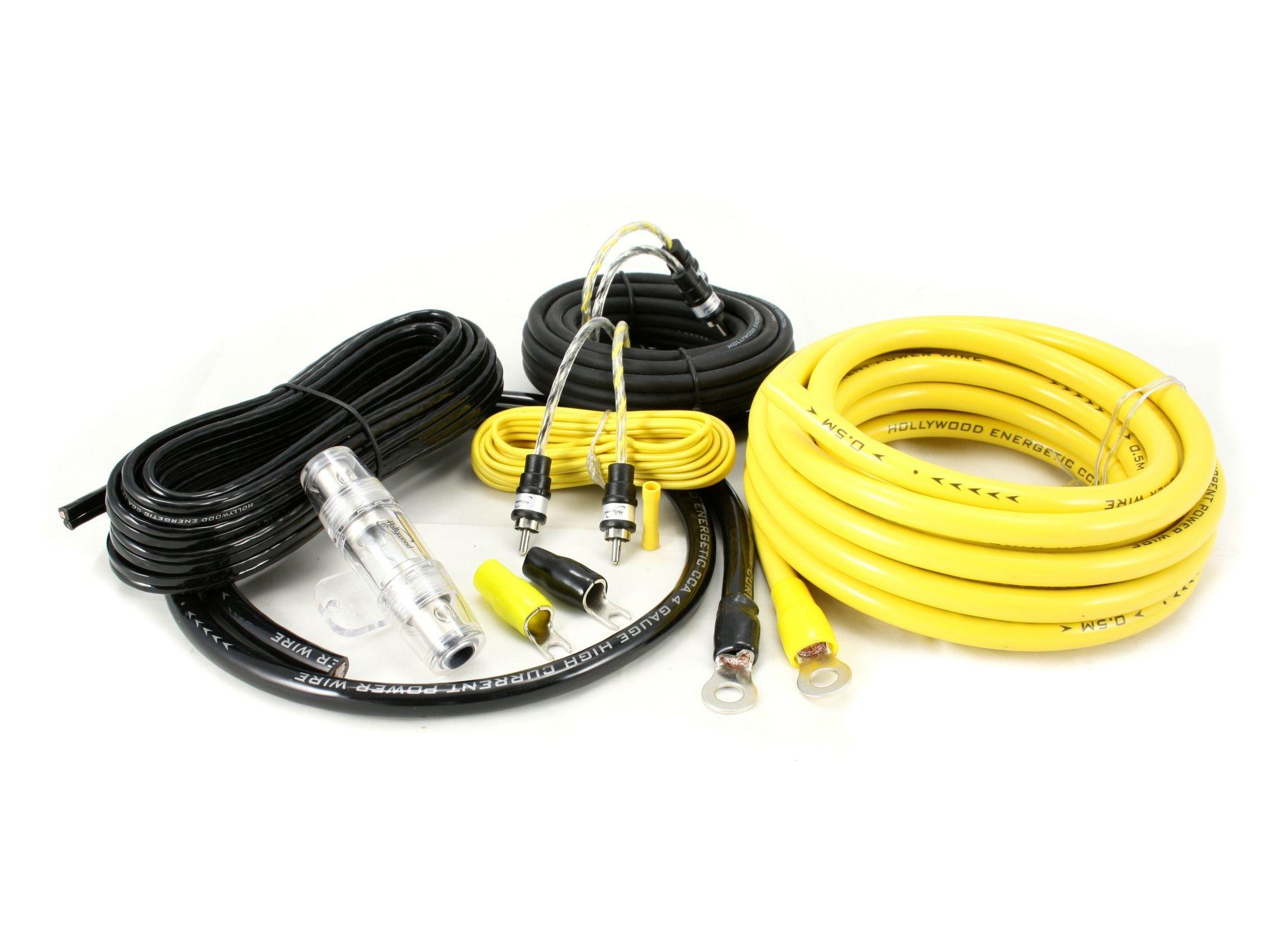 kabelset 20mm2 /100% copper