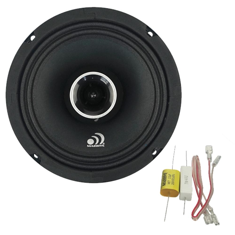 P65x / 6.5 inch coaxiaal speaker