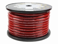 20mm2 power kabel rood