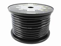 20mm2 power kabel zwart
