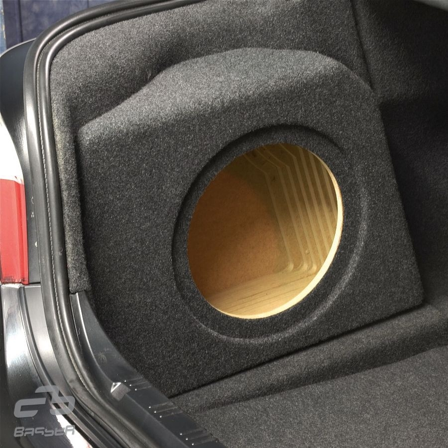 Auto specifieke subwoofer kisten