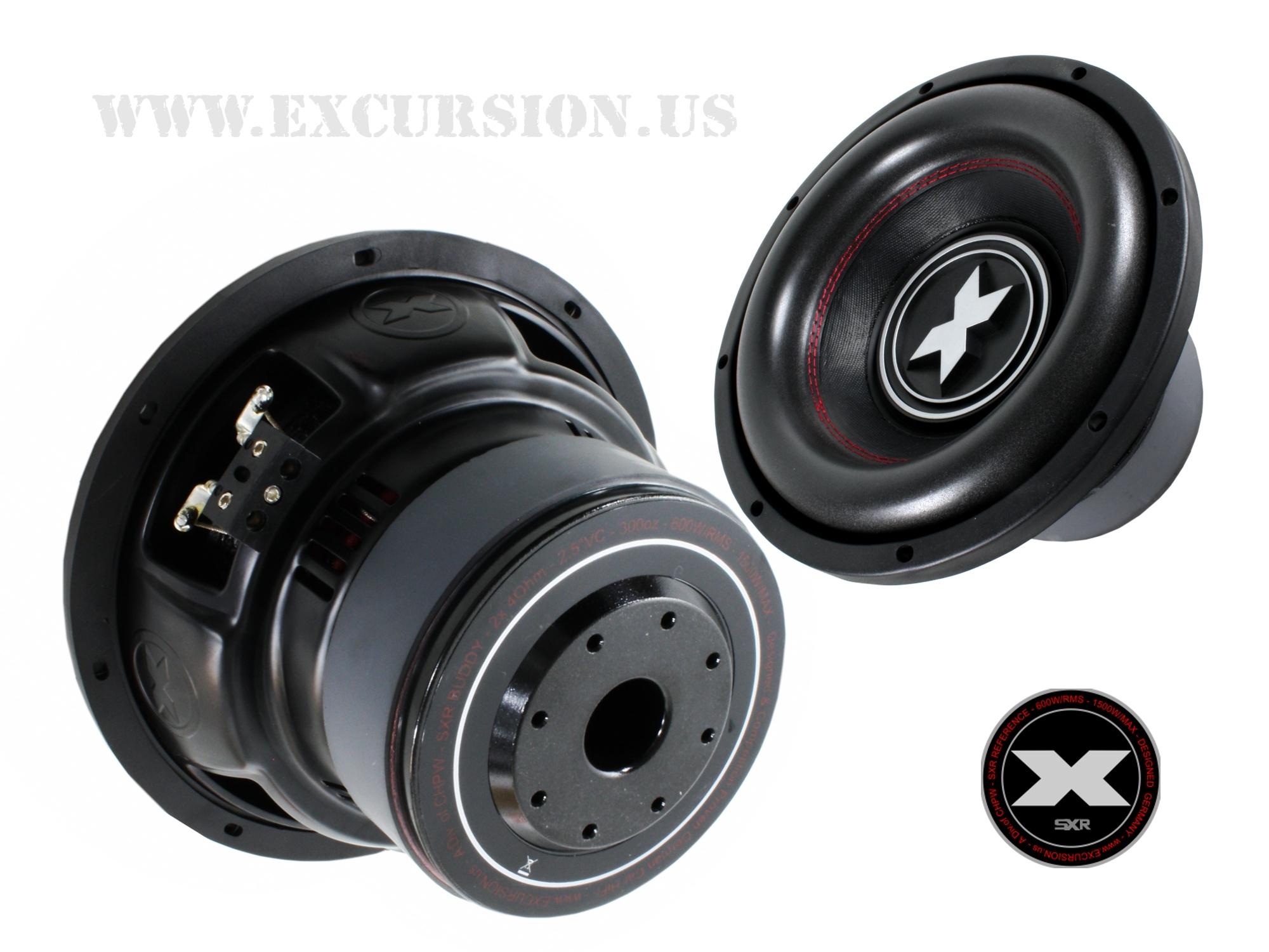 SXR serie 600 watt
