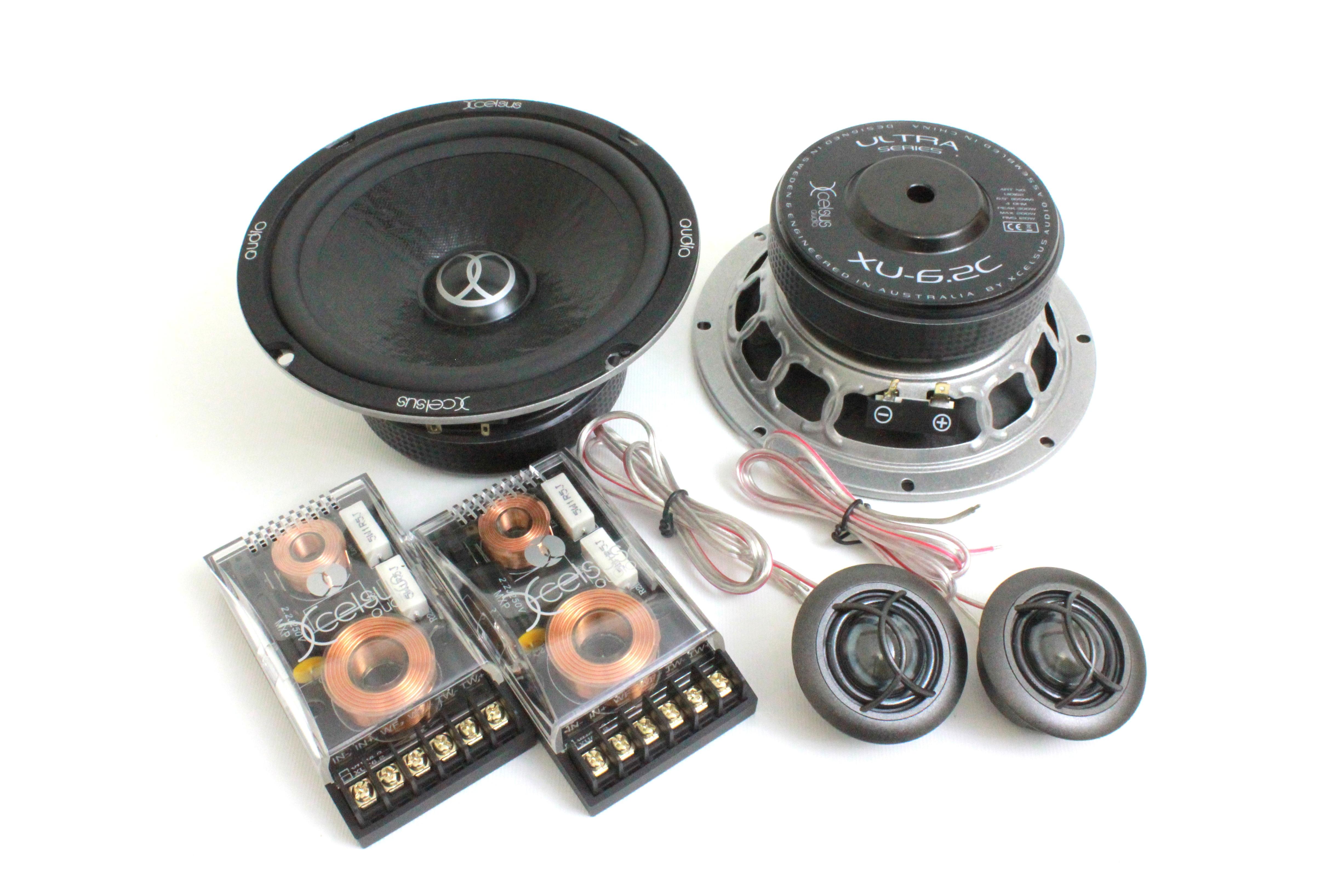 Xcelsus speakers