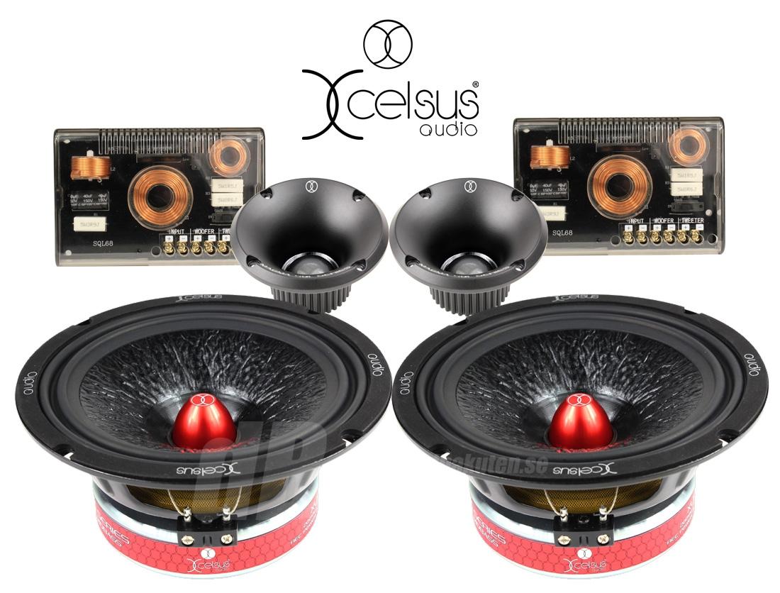 Xcelsus SQL speakers